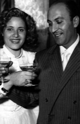 Antonio Della Monica e Mariangiola