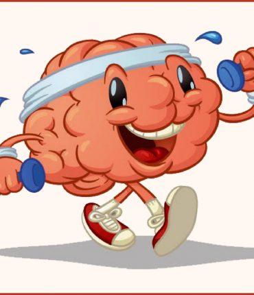 ginnastica mente salute cervello felice