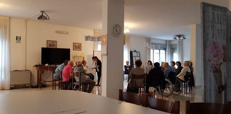 Caffè della Memoria – Accoglienza mattutina