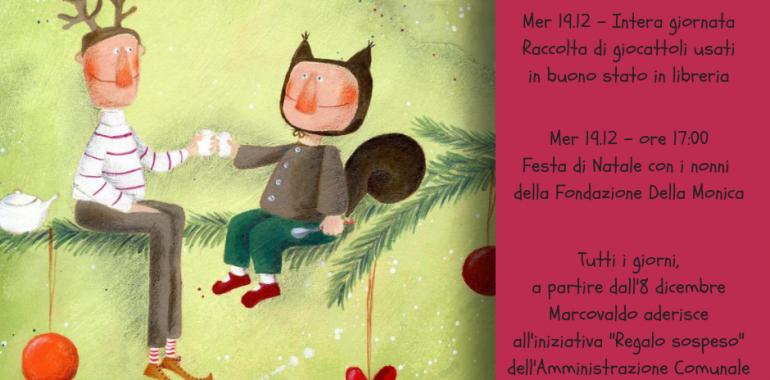 19 Dicembre – Festa di Natale con i bimbi
