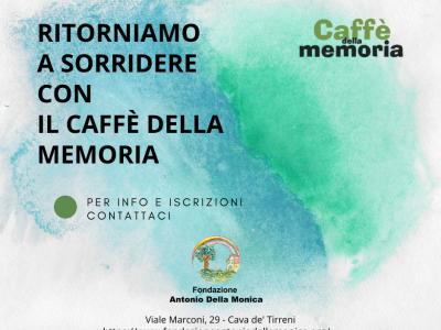 A settembre ritorna il Caffè della Memoria